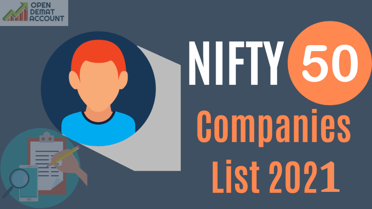 Nifty 50 Companies List