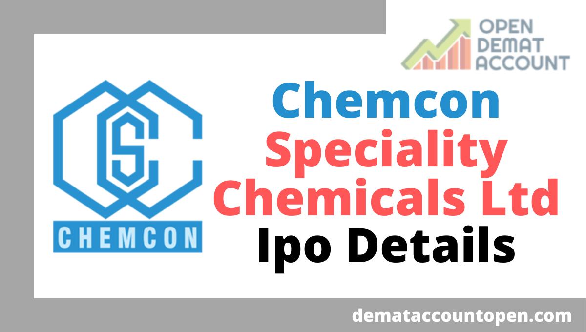 Chemcon IPO