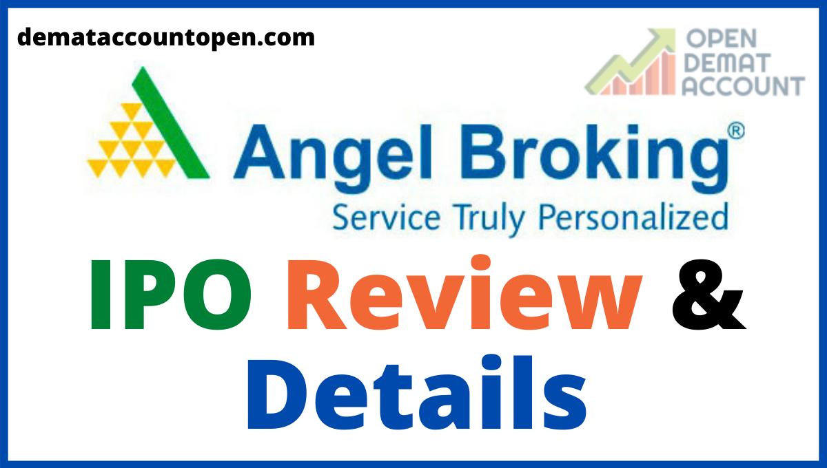 Angel Broking IPO