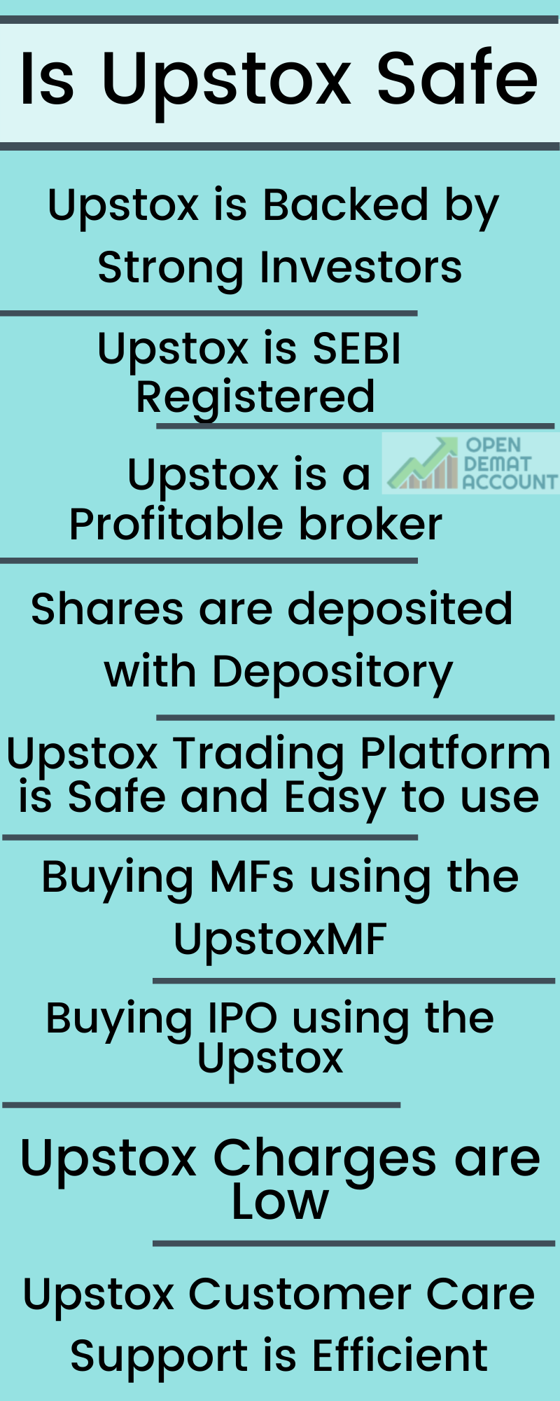 Is Upstox Safe