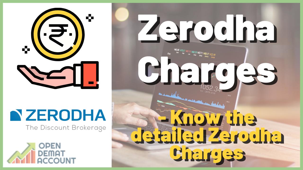 Zerodha Charges